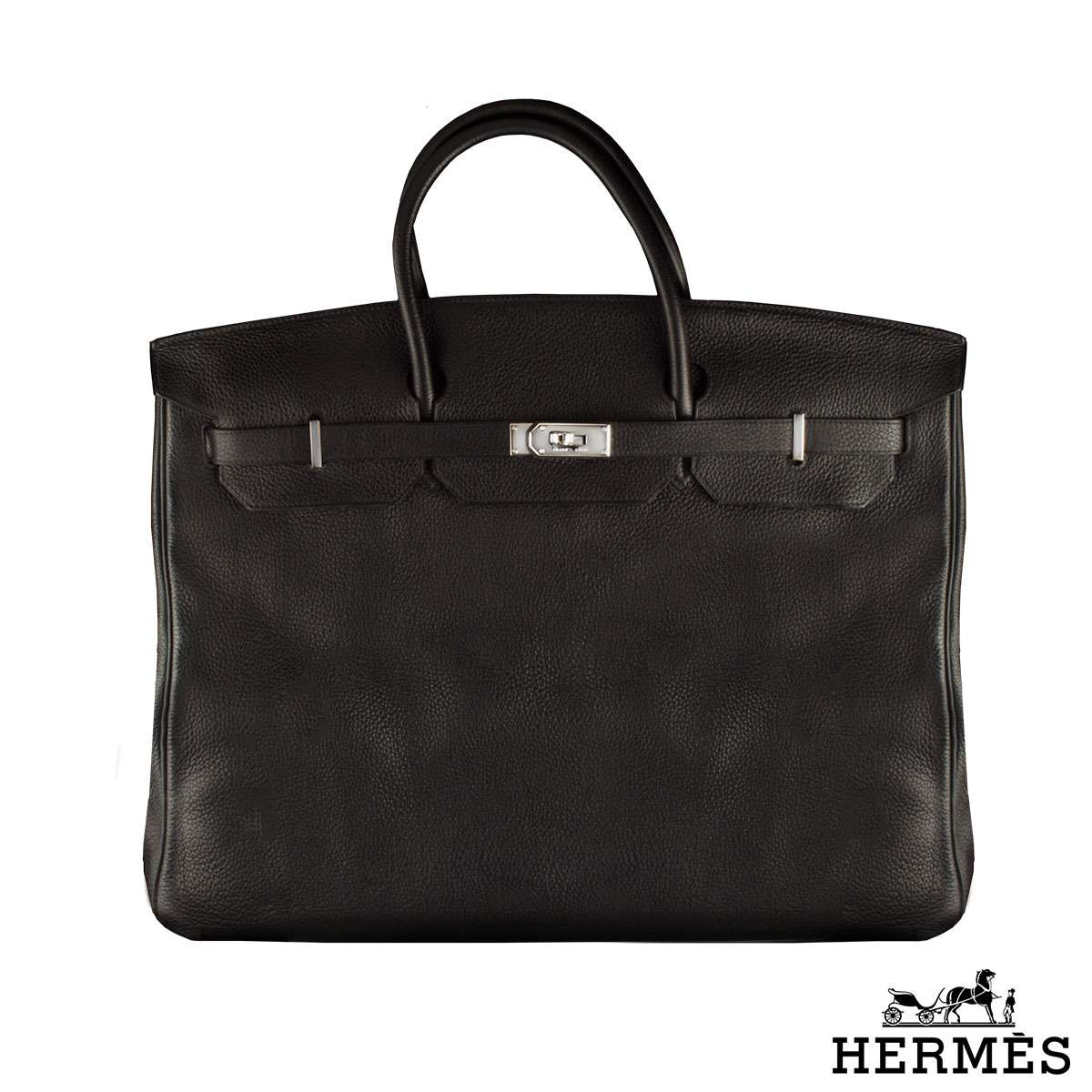 Hermès 55cm Travel Birkin Bag